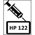 Как заправить картридж HP 122, HP 121, HP 650 черный и цветной – инструкция